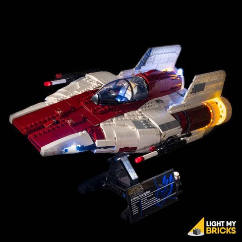UCS A-Wing Starfighter 75275 Light Kit
