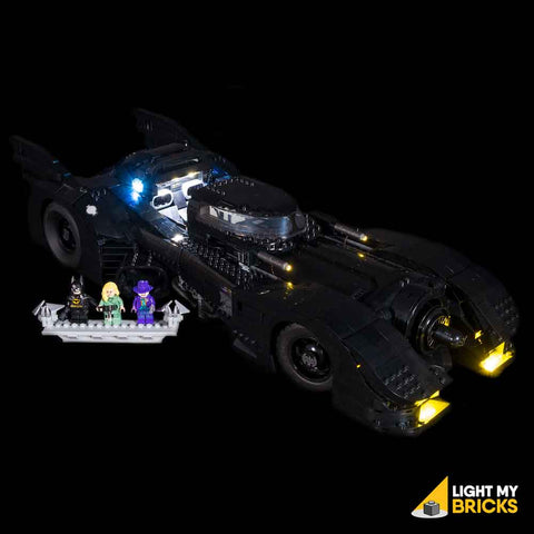 1989 Batmobile #76139 Light Kit