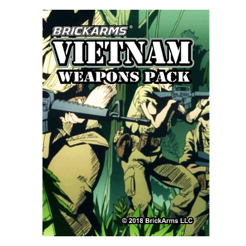 BA Vietnam Weapons Pack