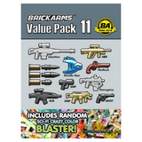 BA Value Weapons Pack 11