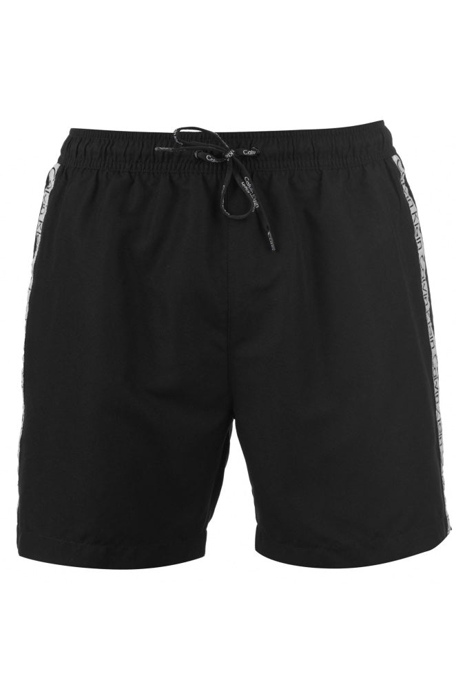 Calvin Klein Mens Tape Drawstring Short