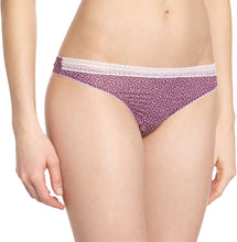 Load image into Gallery viewer, Calvin Klein women's underwear, gift set, 3 pair strings in a tin