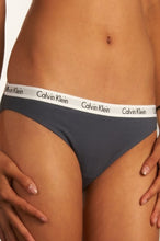 Load image into Gallery viewer, Calvin Klein Womens 3 Pack Cotton Bikini Brief