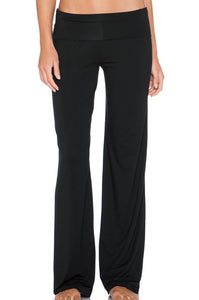 Calvin Klein Womens Pull On Yoga Pant