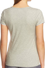 Load image into Gallery viewer, Calvin Klein Womens V-Neck Classic Cotton T-Shirt