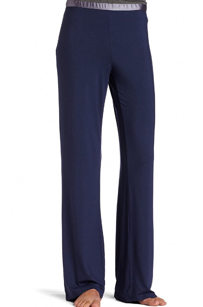 Calvin Klein Womens Essentials With Satin Long Pant