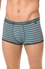 Load image into Gallery viewer, Calvin Klein Mens Low Rise Trunk OBrien Stripe