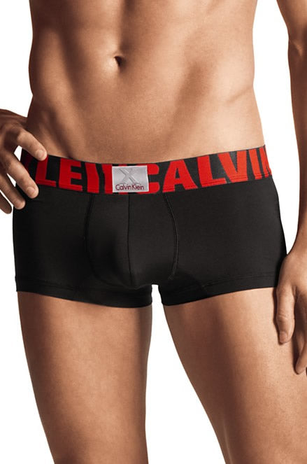 Calvin Klein Mens Low Rise X Micro Trunk