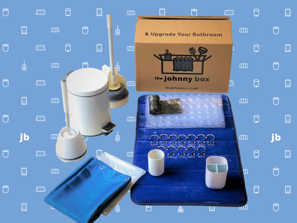 The Johnny Box The Best Bathroom Accessory Sets