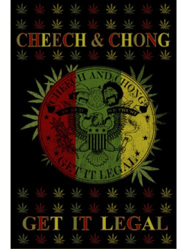 GET IT LEGAL - CHEECH AND CHONG