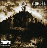 CYPRESS HILL BLACK SUNDAY CD 1993 NEW