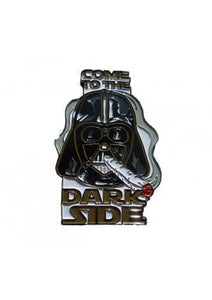 THE DARK SIDE LICENSED DARTH VADER HAT PIN
