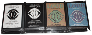 EXCLUSIVE CANNABIS TRADING CARDS SET 1 OF 2 - OG DECK First release in Australia