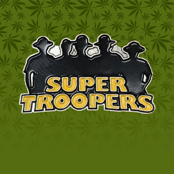 SUPER TROOPERS LICENSED HAT PIN
