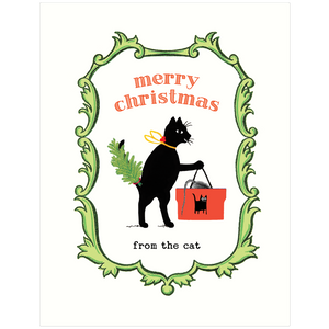 From the Cat - Christmas