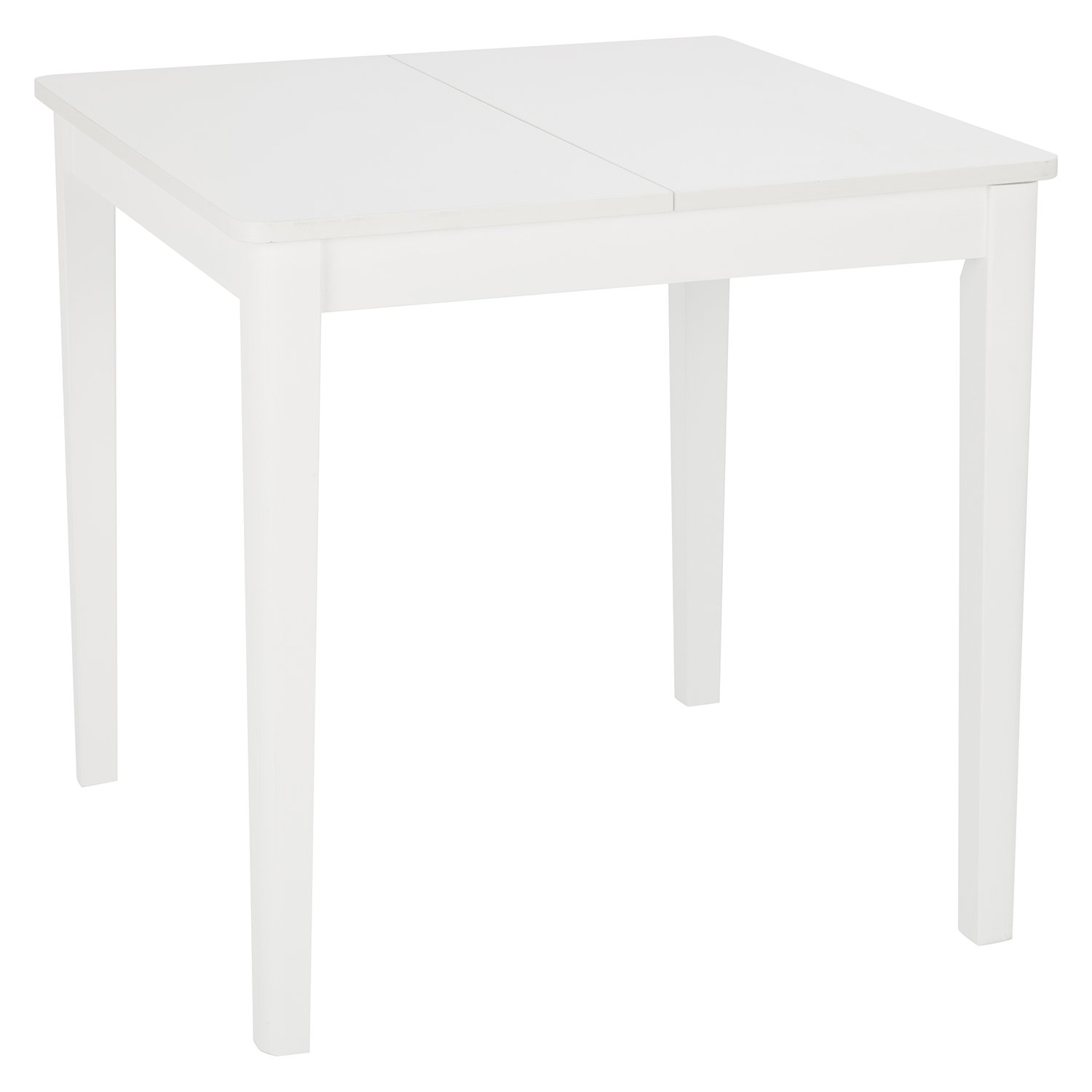 Paul extendable table - small – white - Laura James