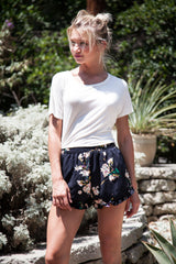 Blossoming Floral Shorts