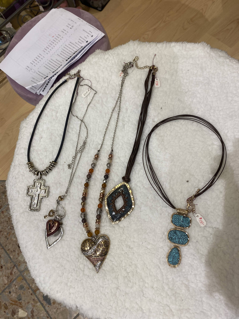 Jewerly /JB Collections Necklaces