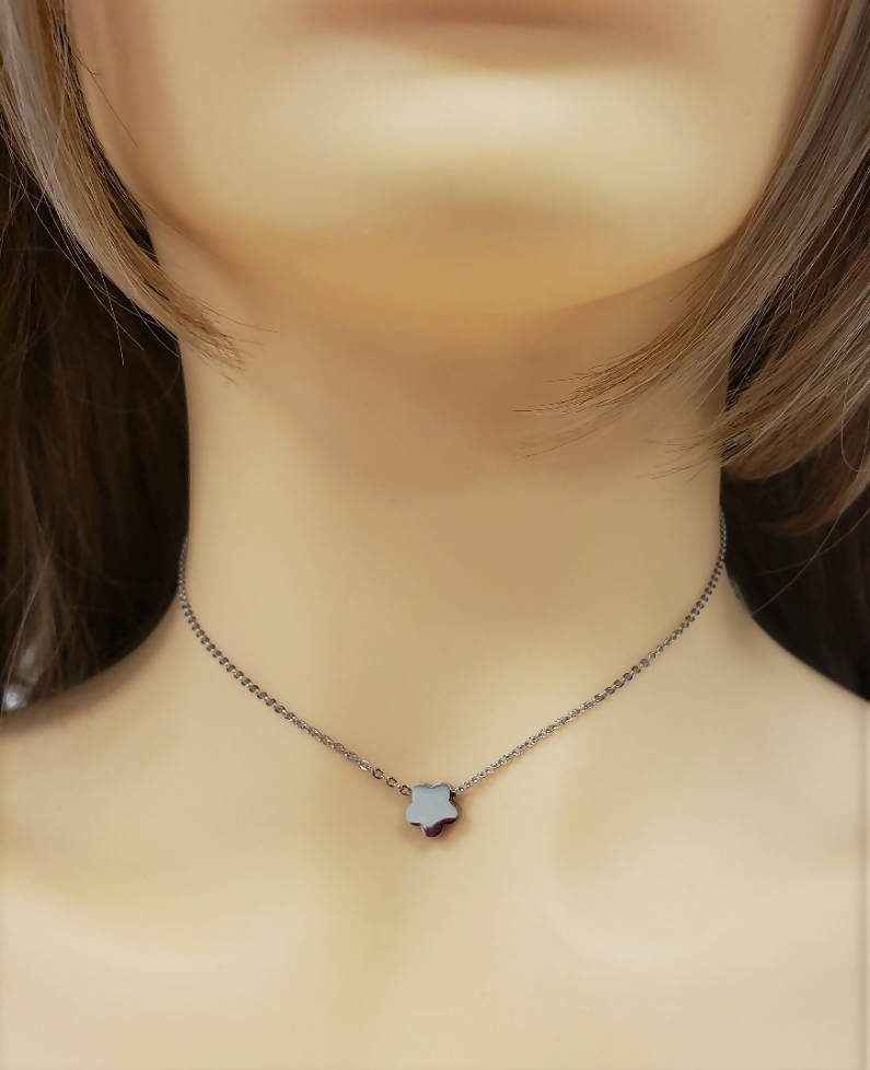 Stainless steel necklace - SN099