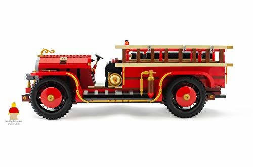 Antique Fire Engine BrickLink ADP Lego