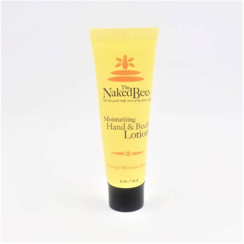 A Naked Bee Orange Blossom Honey Hand & Body Lotion