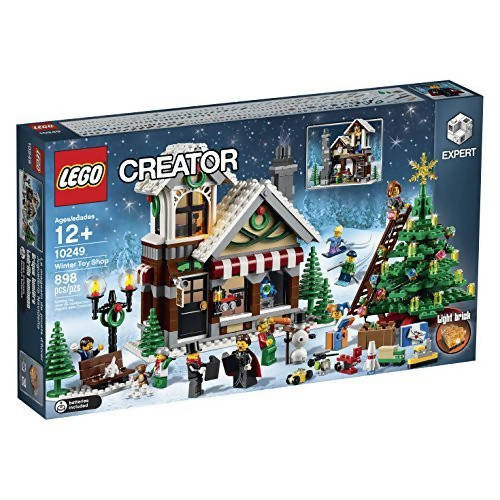 Retired LEGO® Sets - Creator Expert Winter Toy Shop 10249 (DAMAGED BOX)