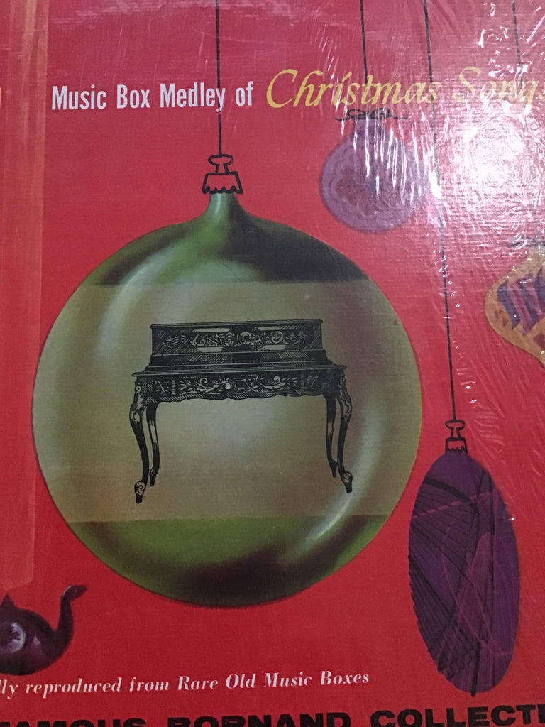 christmas songs medley record