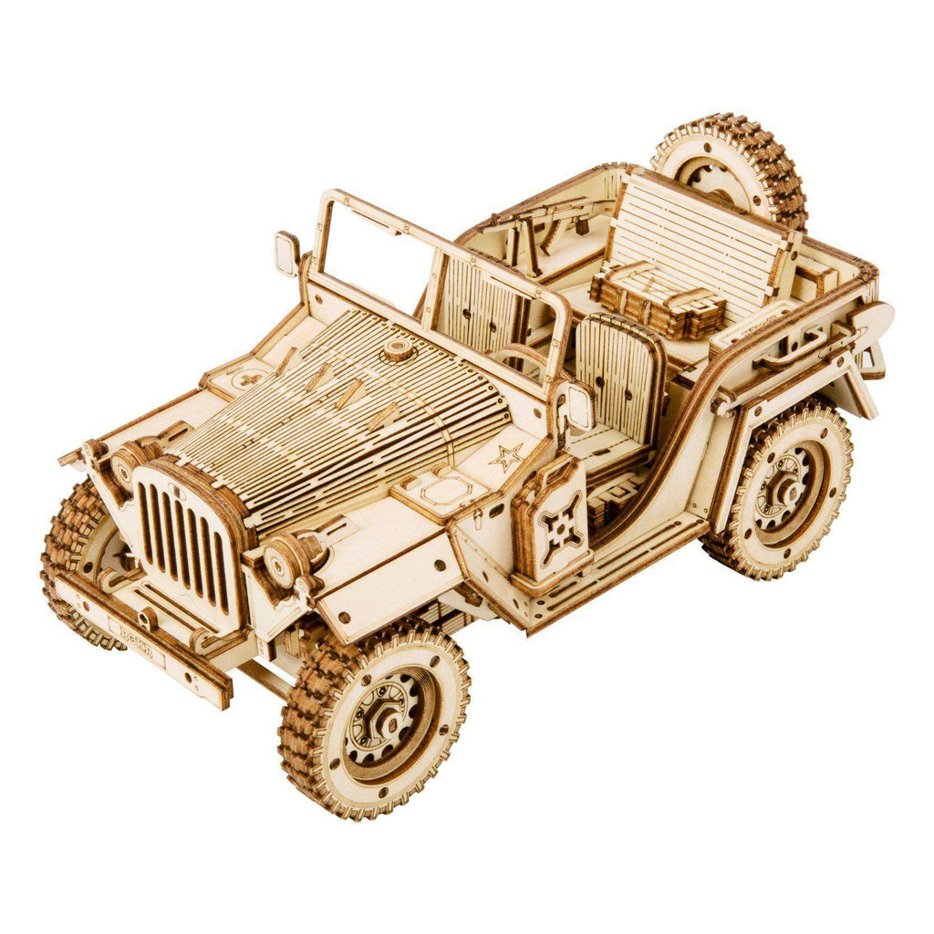 ROKR 1:18 Scale Army Jeep
