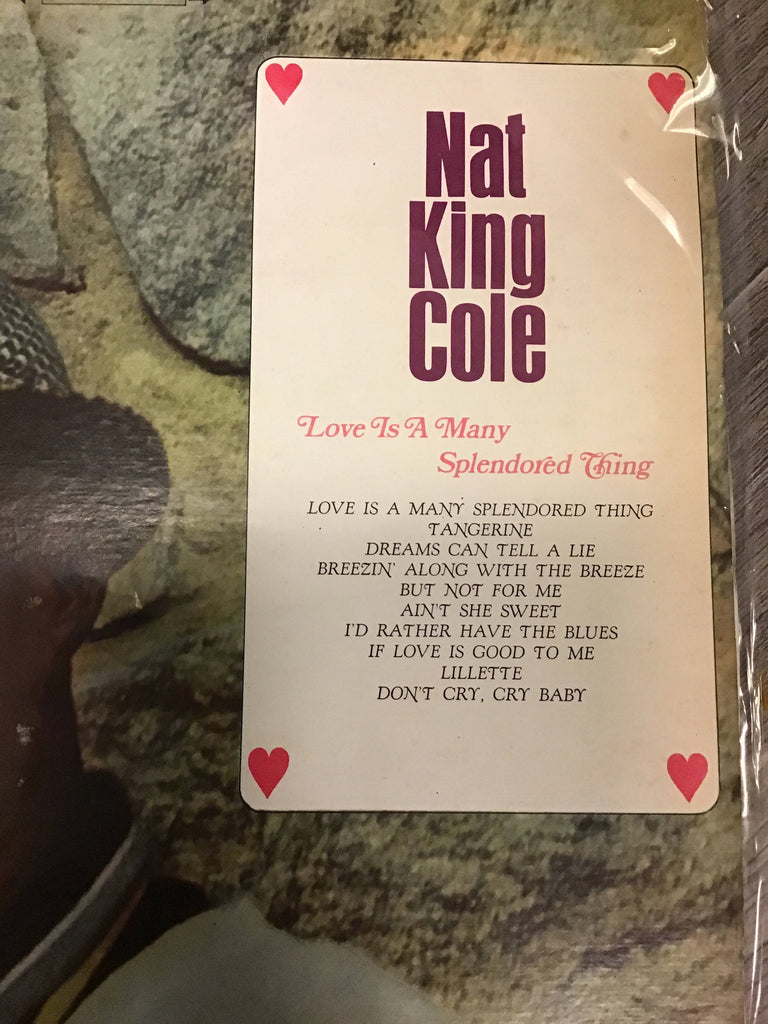 Natkingcole love is splendored