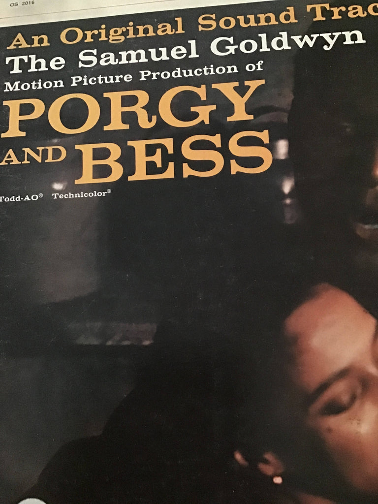 Porgy and Bess record