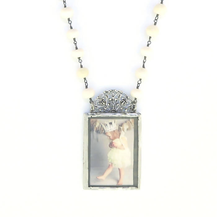 Cyndee Whitney Tiny Dancer Necklace