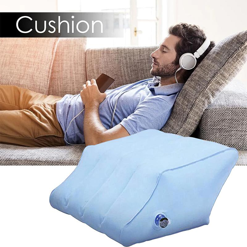 Inflatable Rhombus Leg Pillow - ALEMO