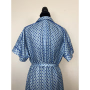 Polka Dot Vintage Shirt Dress