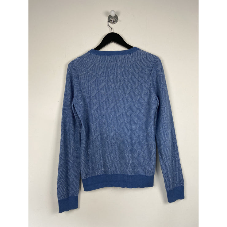 Blue Crewneck Sweatshirt by Gant