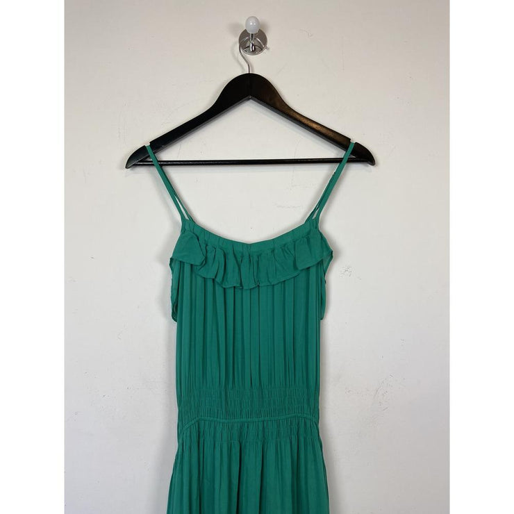 Green Maxi Dress by Bel Air