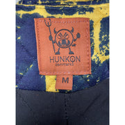 Multi-colored Quilted Coat by Hunkon