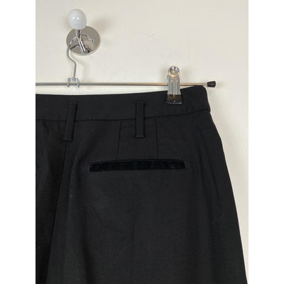 Black Wool Pants by Marc by Marc Jacobs