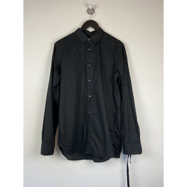 Black Shirt by Ann Demeulemeester