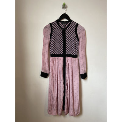 Pink Silk Dress by Isabel Marant