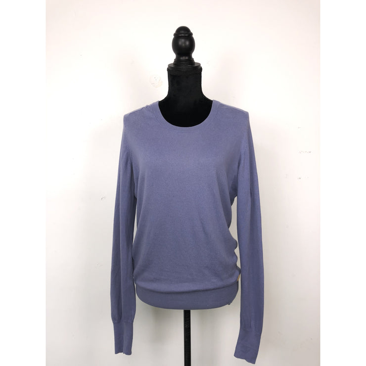 Lilac Crewneck Knitwear by Acne