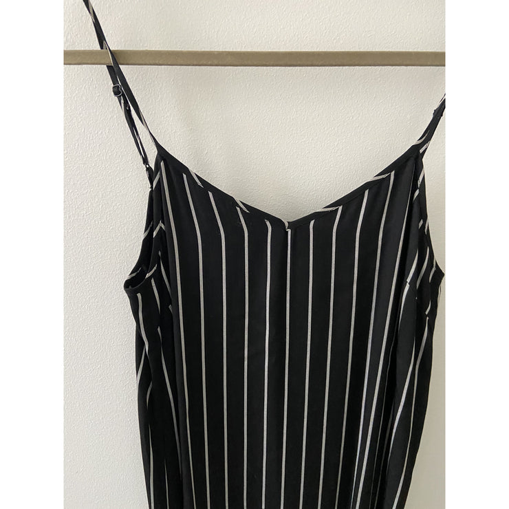 Black Slip Dress by Won Hundred