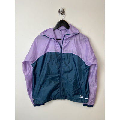 Purple Athletic Jacket by New Balance