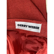 Red Vintage Pants by Gerry Webber