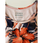 Multi-colored Sports Bra by Stronger (part of set)