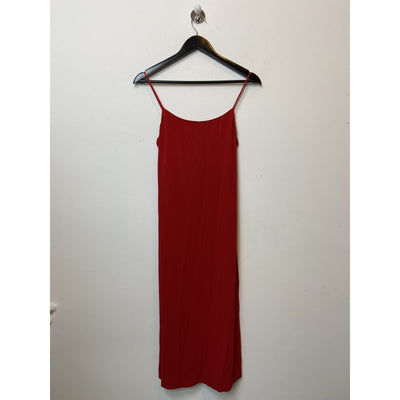 Red Slip Dress by Filippa K