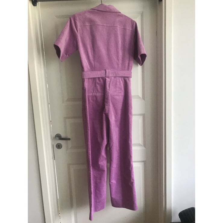 Purple Jumpsuit by & Other Stories