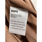 Dark Rose Blouse by Hope