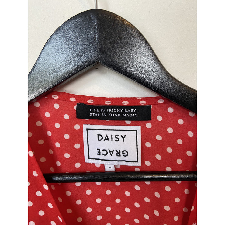 Polka Dot Blouse by Daisy Grace