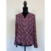 Multi-colored Blouse by Lolly's Laundry