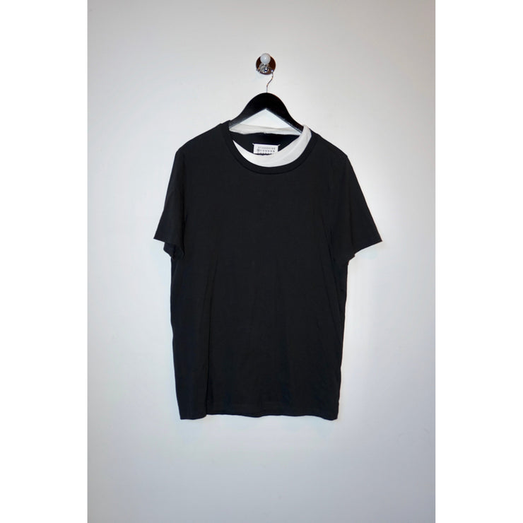 Black & White T-Shirt by Maison Margiela